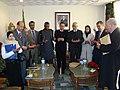 Prayers lead by Dr Abu Amran Al Shaikh in Algiers (3273415584).jpg