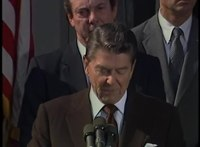 File:President Reagan's Remarks on Signing the Trade and Tariff Act of 1984 on October 30, 1984.webm