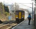 Preston train at Woodsmoor - geograph.org.uk - 1705570.jpg