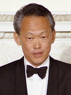 Lee Kuan Yew First Prime Minister of Singapore