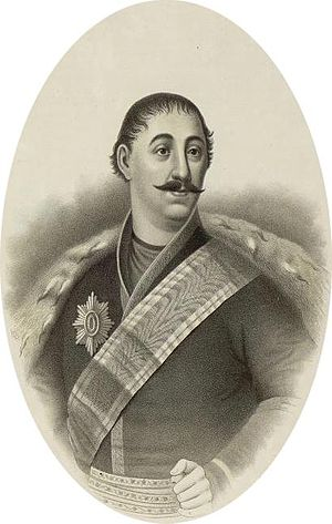 Prince Iulon of Georgia