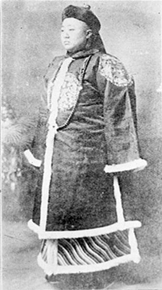 Prince Zhuang - Zaixun (1853–1901), the tenth Prince Zhuang