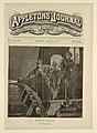 Print, Danger Ahead from Appleton's Journal, April 30, 1870, cover, 1870 (CH 18606443).jpg