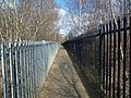 Probably not the most scenic public footpath in South Yorkshire - geograph.org.uk - 731967.jpg