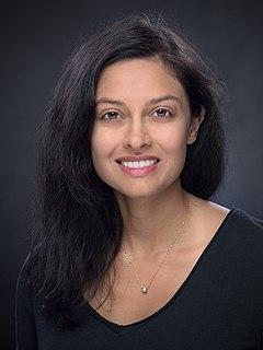 Devi Sridhar Global public health researcher