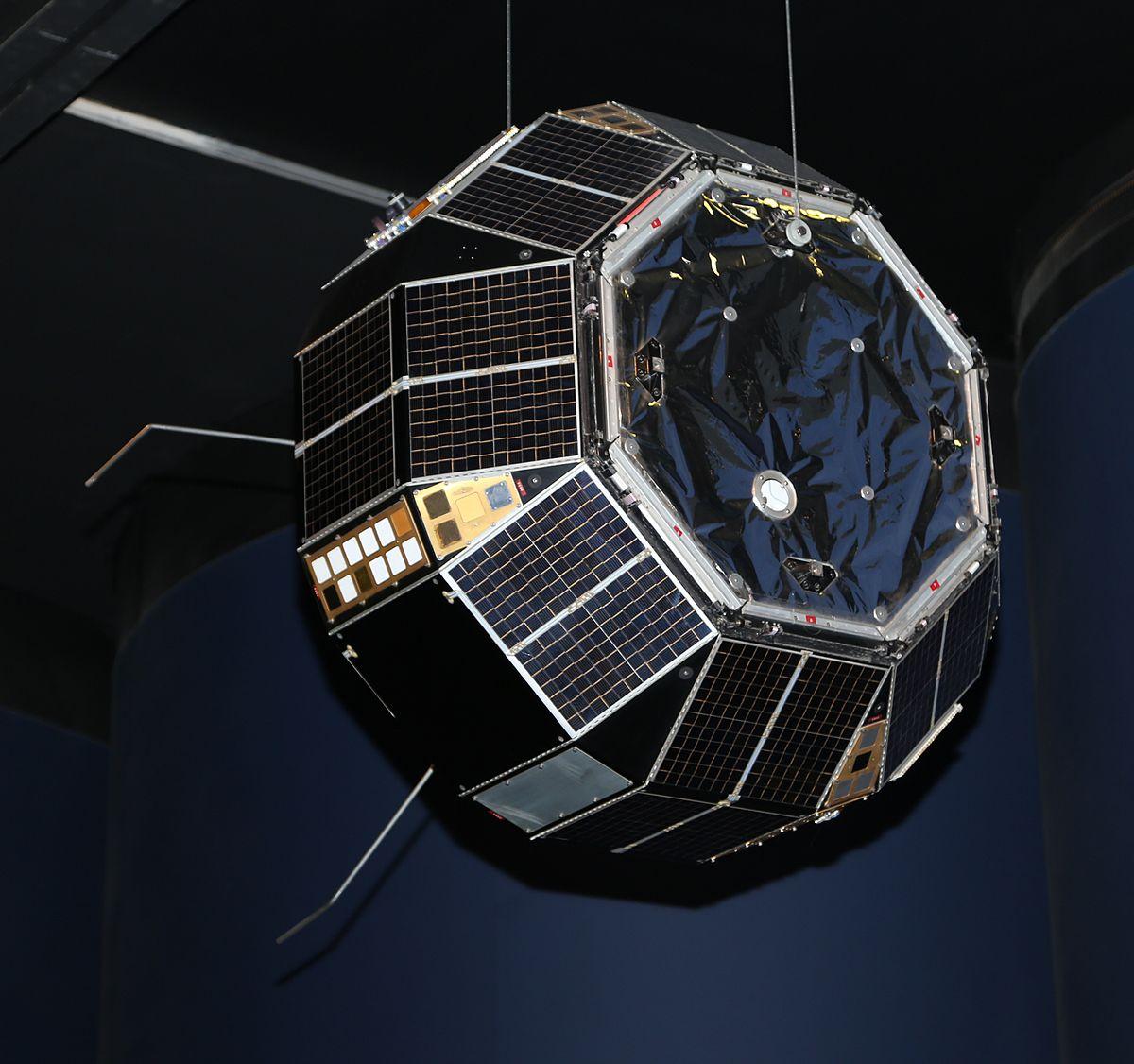 Prospero Satellite Wikipedia - Satelite image