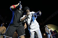 Public Enemy at Castillo Negro, Tenerife, Islas Canarias, 20 April 2007.jpg