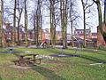 Public park, Academy Street, Dumfries - geograph.org.uk - 1769893.jpg