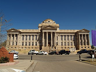 Pueblo, Colorado - Image: Pueblo County Courthouse by David Shankbone