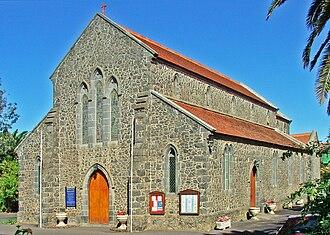 All Saints Church, Puerto de la Cruz - All Saints Church, Puerto de la Cruz
