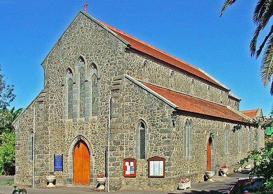All Saints Church, Puerto de la Cruz