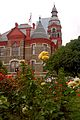 Pulaski County Courthouse, Little Rock, Arkansas (roses).jpg