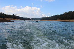 Pykara - Pykara Lake Boating in Ooty, Tamil Nadu.
