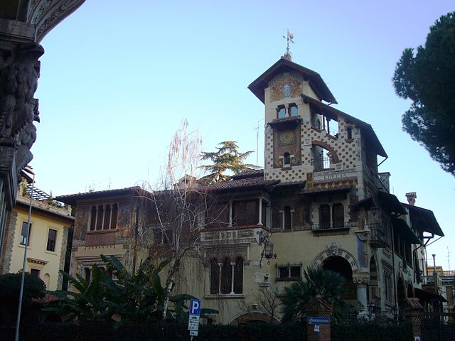 Quartier Coppedè