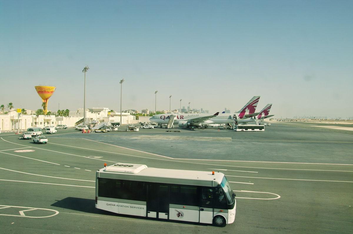 Doha International Airport - Wikipedia  Doha Internatio...
