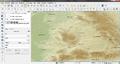 QGIS 2.0.1 Dufour - Screenshot showing relief.png