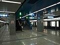 Qingyuanlu station platform.jpg