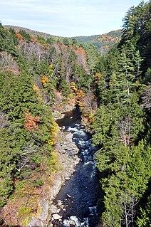 Ottauquechee River river in the United States of America