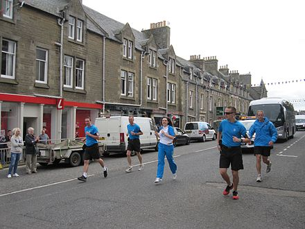 Queen's Baton Relay in Thurso, Scotland Queen's Baton Relay in Thurso (14435809807).jpg