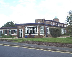 Queen Victoria Hospital - Image: Queen Victoria Hospital geograph.org.uk 56997