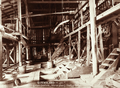 Queensland State Archives 2246 Interior of Quartz crushing battery Gympie Goldfield c 1897.png
