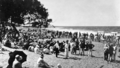 Queensland State Archives 310 The beach at Nielson Park Burnett Shire c 1931.png