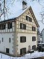 Rüti - Kloster Rüti - Pfarrhaus IMG 1665.JPG