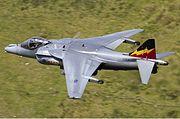 RAF British Aerospace Harrier GR9 Lofting-2