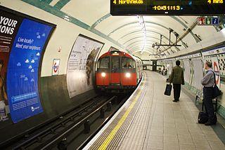 Piccadilly line London Underground line