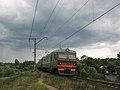 RZD ER2R-7003 at one-track branch line Pavlovskiy Posad - Elektrogorsk. (24874940789).jpg