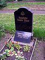 Radebeul Friedhof Ost Grab Thaut.JPG