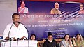 Radha Mohan Singh addressing at the inauguration of the skills training centers in three madarasas as a pilot project for skill development of the minority community, in Patna.jpg