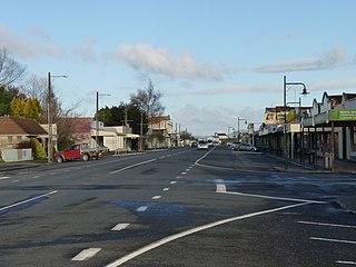 Raetihi Minor urban area in Manawatū-Whanganui, New Zealand