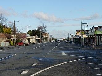 Raetihi - Seddon Street in Raetihi