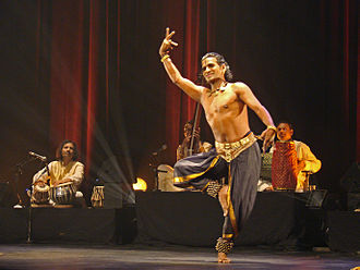 Arab World Institute - Raghunath Manet performing at the AWI
