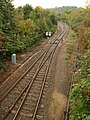 Railway line at Yeovil - geograph.org.uk - 1554869.jpg