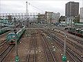 Railways near Kazanskiy Train Terminal - Moscow, Russia - panoramio.jpg