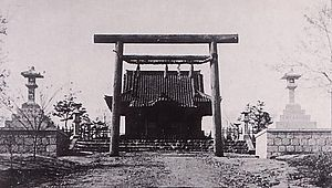 Chongjin - Image: Ranan Shrine