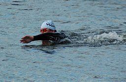 RandersOpenWater swimmer