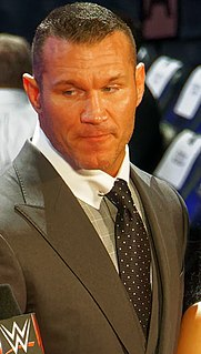 Randy Orton American professional wrestler and actor