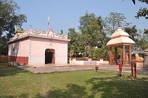 Ghatshila - Image: Rankini Temple, Ghatshila