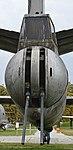 Rear turret of Ilyushin Il-28R '72' (21871941580).jpg
