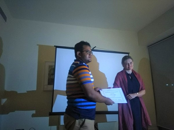 Reception for the WikiGap edit-a-thon 2019 contributors in Bangladesh (19).jpg