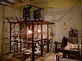 Reconstrucció d'un taller de passamaneria al Museu Valencià d'Etnologia.JPG