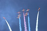 Red Arrows - RIAT 2005 (2533957069).jpg