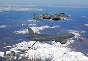 Refueling A-10s
