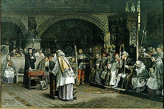 Reformation in Sweden - Dispute between Olaus Petri and Peder Galle