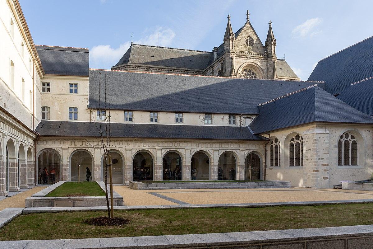 Couvent Des Jacobins Rennes Decorateur Interieur