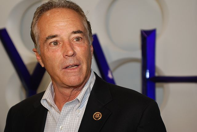 From commons.wikimedia.org: Rep. Chris Collins {MID-307867}
