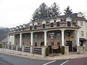 Bernardsville, New Jersey - An elegant restaurant in Bernardsville